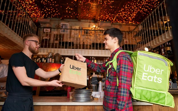 Uber Eats Kyiv