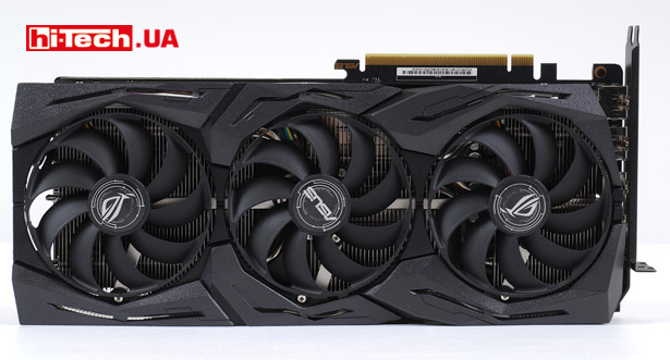 ASUS ROG Strix GeForce GTX 1660 Ti OC edition