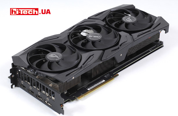 ASUS ROG Strix GeForce GTX 1660 Ti OC edition (ROG-STRIX-GTX1660TI-O6G-GAMING)