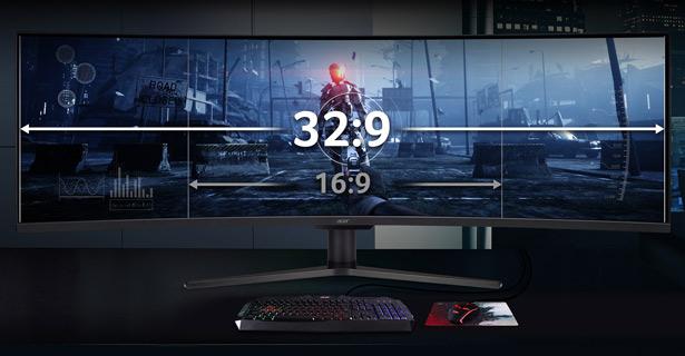 Монитор Acer EI491CR