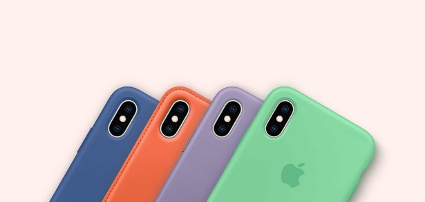 Apple new colors
