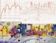 Google Stadia graph art