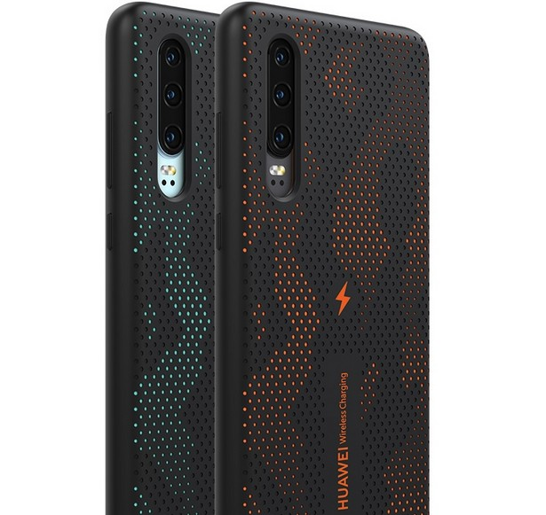 Huawei P30 wireless cover me