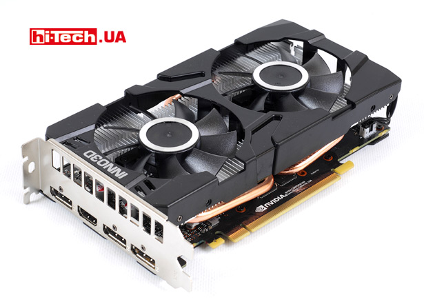 Inno3D GeForce GTX 1660 Ti Twin X2 (N166T2-06D6-1710VA15)