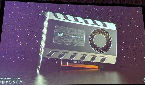 Intel Graphics discret