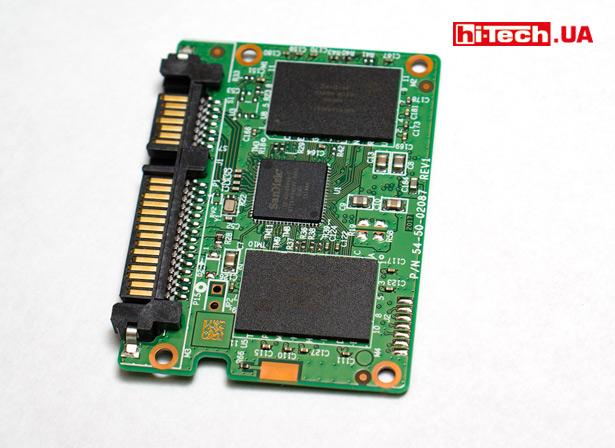 Плата SSD-диска WD Green SSD 120 ГБ (WDS120G2G0A)