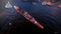 World of Warships Blitz и Azur Lane