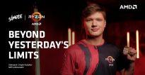 Украинский игрок Александр Костылев под ником «s1mple» станет амбассадором AMD