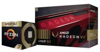 AMD Ryzen 2700x Radeon VII Gold Edition