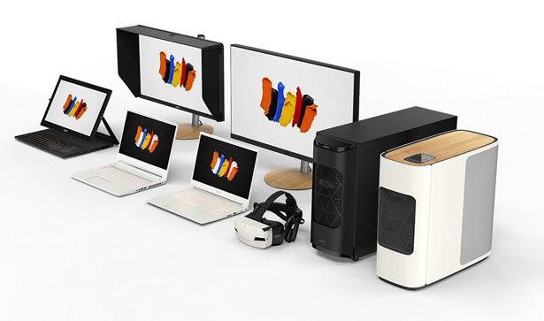 Линейка устройств Acer ConceptD