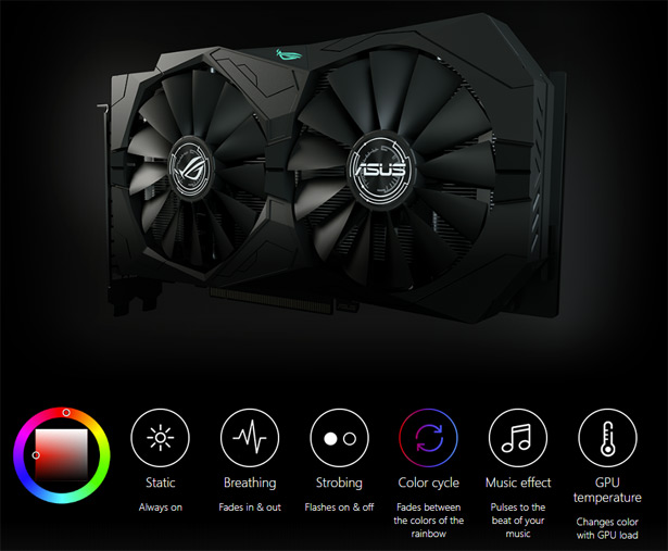ASUS ROG Strix GeForce GTX 1650