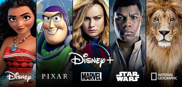 Disney plus service