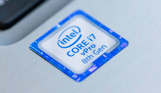 Intel Core vPro восьмого поколения