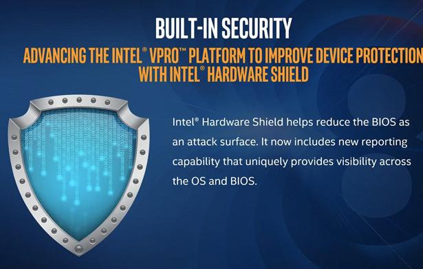 Intel Core vPro особенности
