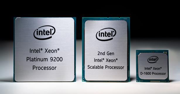 Семейство серверных процессоров Intel Xeon