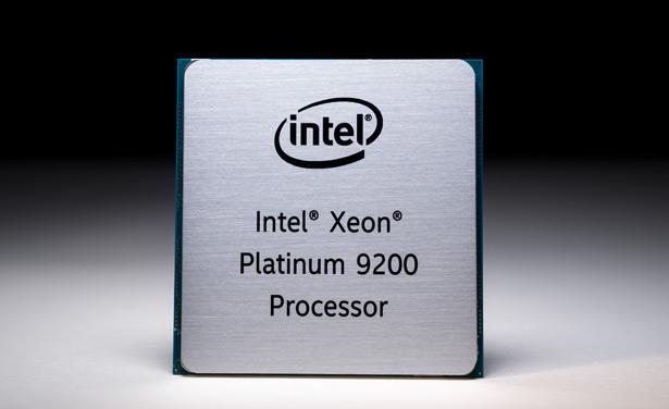 56-ядерный процессор Intel Xeon Platinum 9200