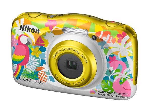 Защищенная камера Nikon Coolpix W150