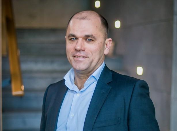 Тарас Чабановский, директор компании CHGroup