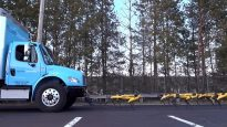 boston dynamics spotmini pull truck