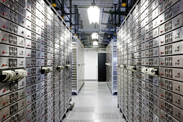 серверная хостинга