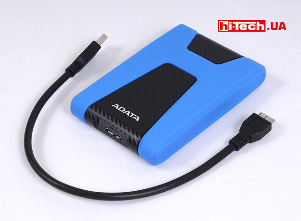 Внешний накопитель ADATA HD650