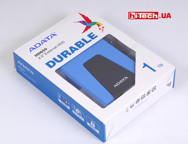 ADATA HD650
