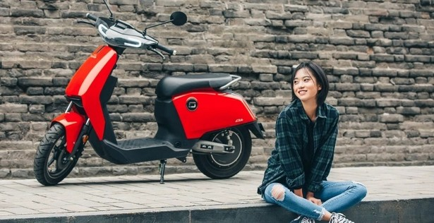 Ducati electro scooter