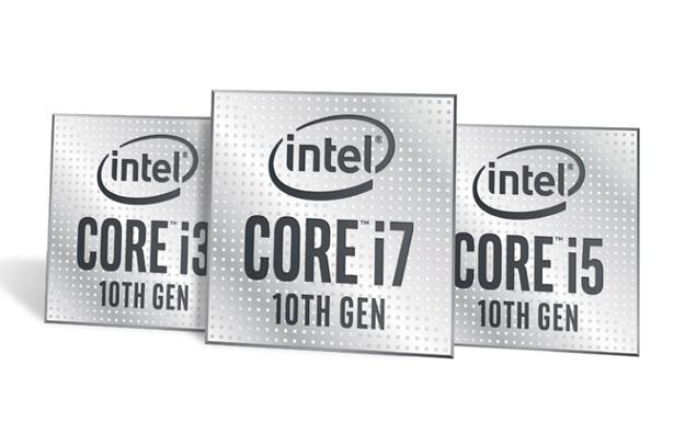 Intel Core i3/i5/i7 десятого поколения