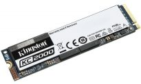 M.2 NVMe SSD Kingston KC2000