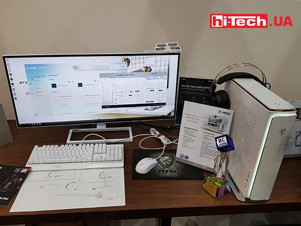 MSI Prestige devices Computex 2019