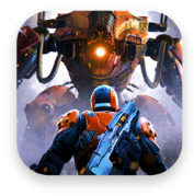 SHADOWGUN LEGENDS от MADFINGER Games