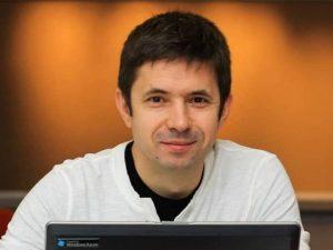 Сергій Корж, керівник потоку «Інтернет-технології» iForum 2019