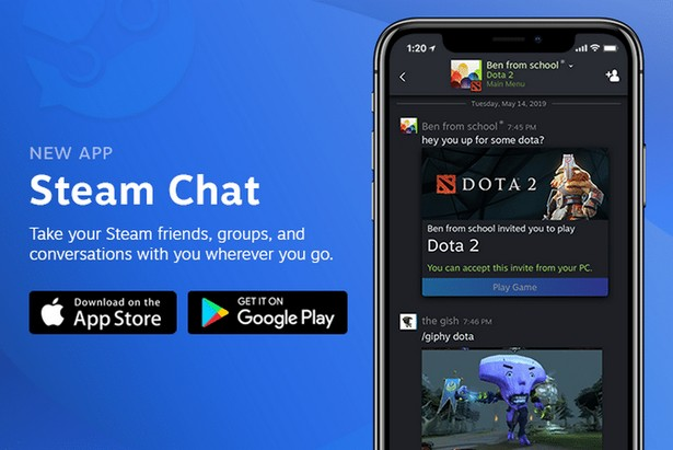 Sream Chat mobile
