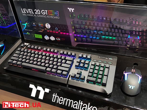 Thermaltake 20 anniversary Computex 2019