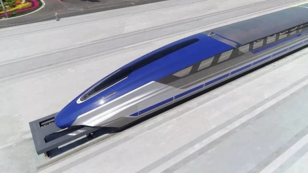 maglev train china 600 rm per hour 1