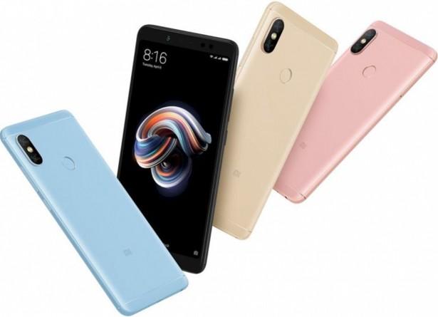 ТОП-5 популярных смартфонов среди украинцев
