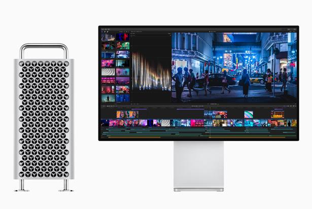 Apple Mac Pro с монитором Pro Display XDR