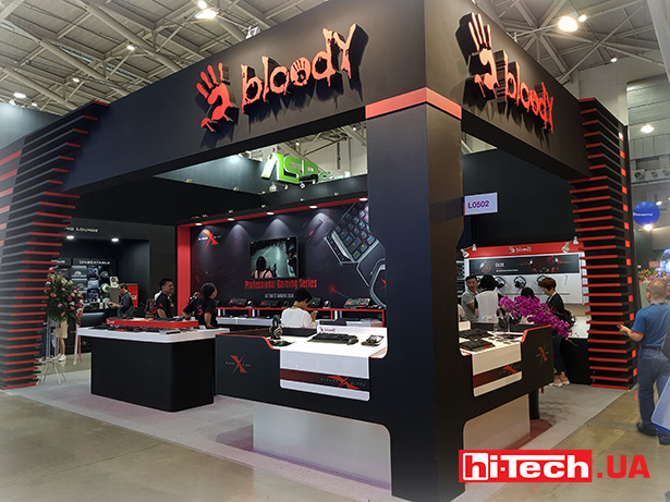Bloody at Computex 2019