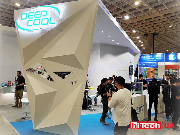 DeepCool Computex 2019