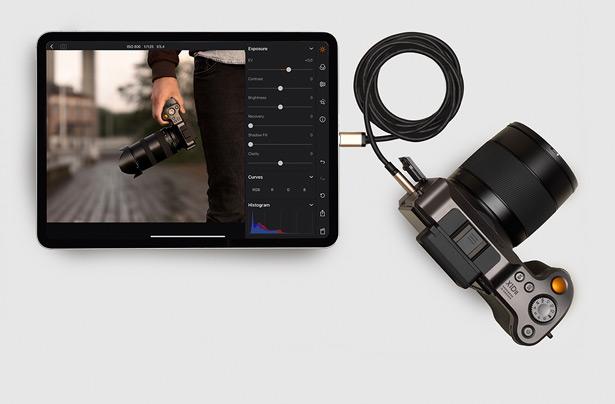 Hasselblad X1D II 50C и Phocus Mobile 2