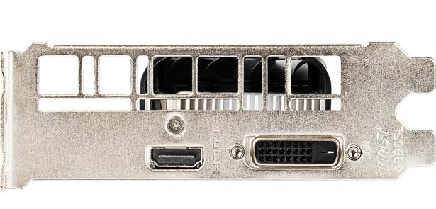 MSI GeForce GTX 1650 4GT LP OC