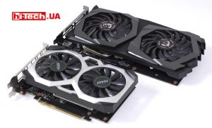 Видеокарты MSI GeForce GTX 1650 GAMING X 4G и MSI GeForce GTX 1650 VENTUS XS 4G OC