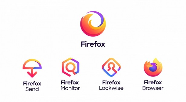 Mozilla projects redesign