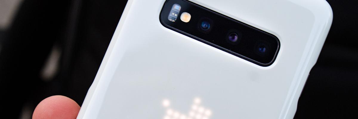 Тест тройной камеры Samsung Galaxy S10 и S10+