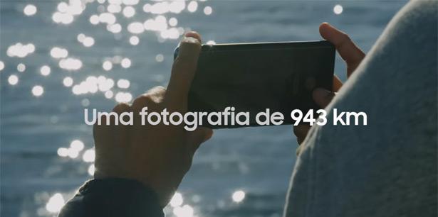 Панорама Португалии Samsung Galaxy S10+