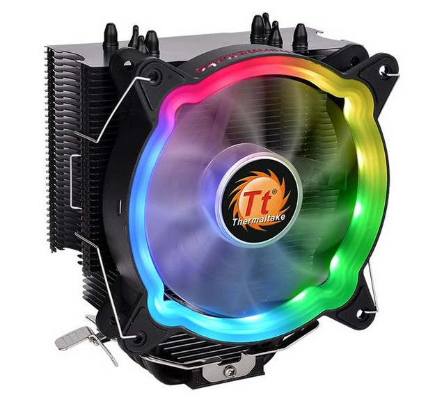 Thermaltake UX200 ARGB Lighting