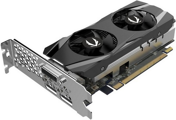 Zotac GeForce GTX 1650 Low Profile