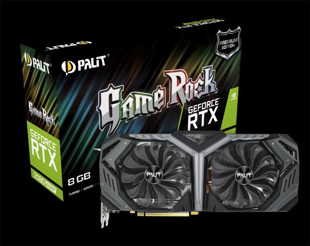 Palit GeForce RTX 2080 SUPER GRP (PA-RTX2080 SUPER GRP 8G)