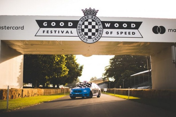 Samsung Goodwood Hillclimb 5G
