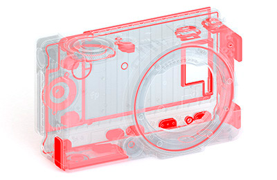 Алюминиевый корпус камеры Sigma fp имеет защиту от воды и пыли